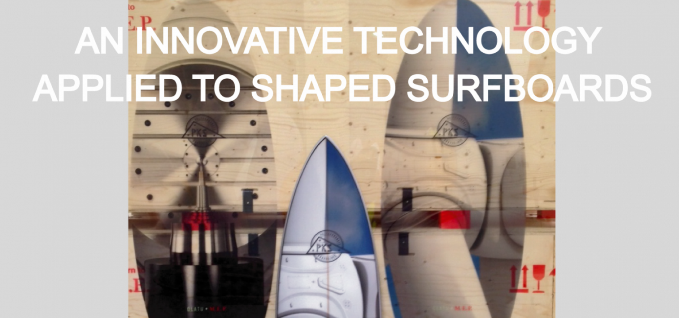 Polycarbonate surfboards