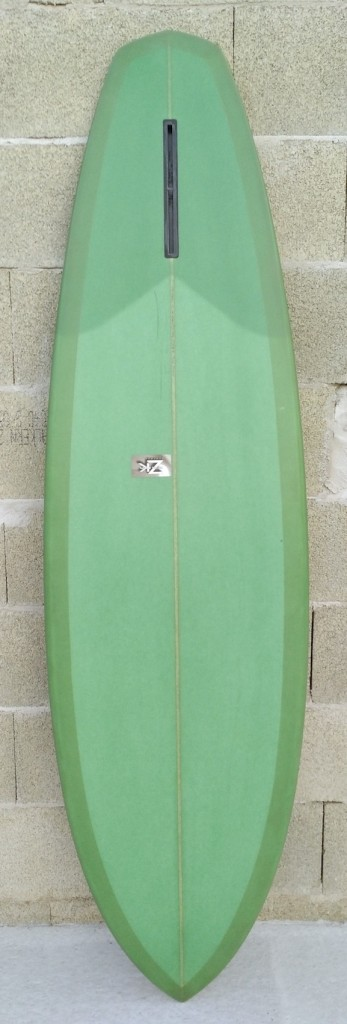 single fin surfboards