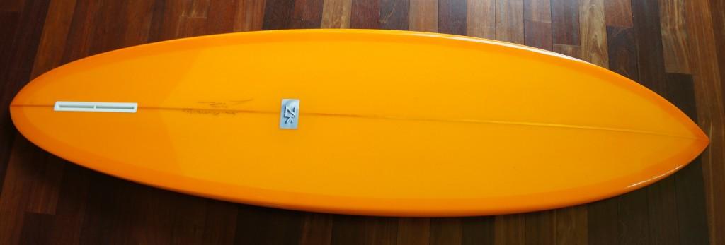 single fin surfboards