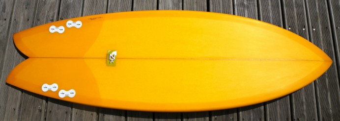 PKS polycarbonate surfboards