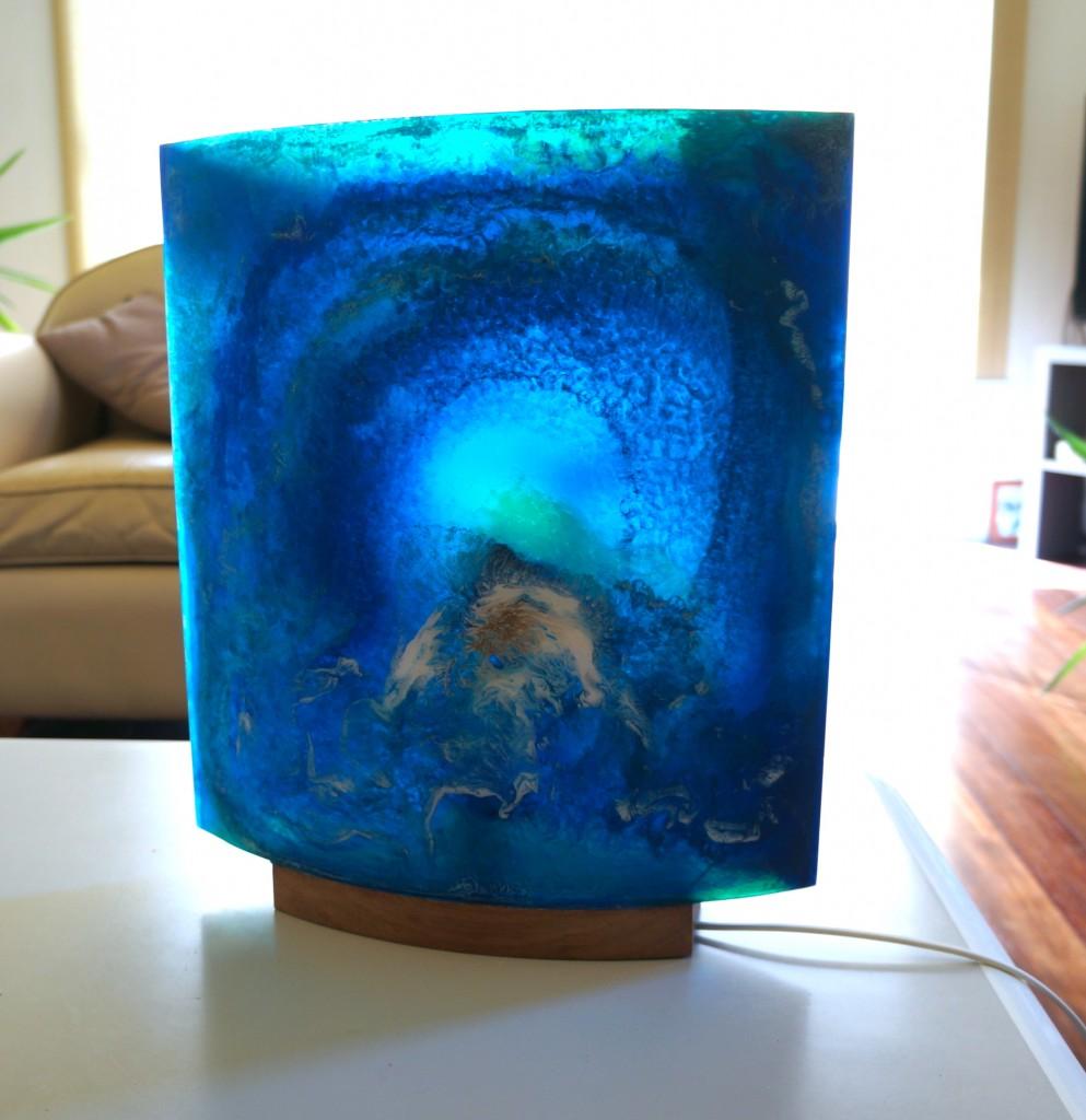 lampe H 2